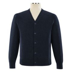CARDIGANS - Classic Comfort Button Front Sweater