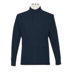 Classic Comfort Long Sleeve Polo
