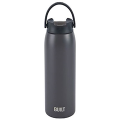 LUNCH PRODUCTS - Built Gramrcy Water Bottle - Charcoal Grey 20 oz