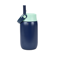 LUNCH PRODUCTS - Pivot Mini Water Bottle - Navy 10 oz