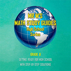 SCHOOL SUPPLIES - Get Ready for High School Mathematics Booklet