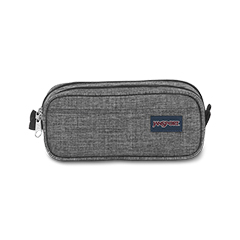 SCHOOL SUPPLIES - Large Size Accessory Pouch - JANSPORT - In Heathered