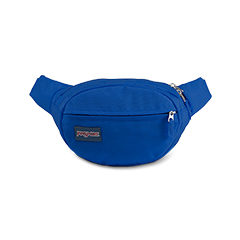 BAGS - 'FIFTH AVENUE' - JANSPORT Waist Bag - in Border Blue