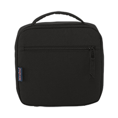 LUNCH PRODUCTS - LUNCH BREAK - Jansport Lunch Bag in Black