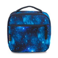 LUNCH PRODUCTS - LUNCH BREAK - Jansport Lunch Bag in Galaxy