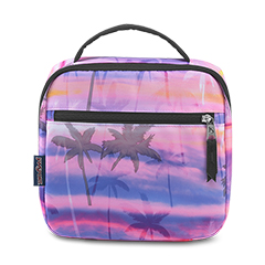 LUNCH PRODUCTS - LUNCH BREAK - Jansport Lunch Bag in Palm Paradise