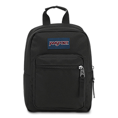 LUNCH PRODUCTS - 'BIG BREAK' - Jansport Lunch Bag in Black