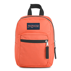 LUNCH PRODUCTS - 'BIG BREAK' - Jansport Lunch Bag in Sedona Sun