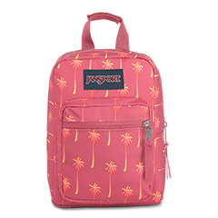 LUNCH PRODUCTS - 'BIG BREAK' - Jansport Lunch Bag in Palm Icons