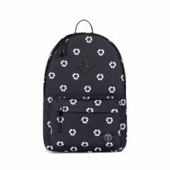 BACKPACKS - Parkland - KINGSTON Backpack Collection in Recycle Black